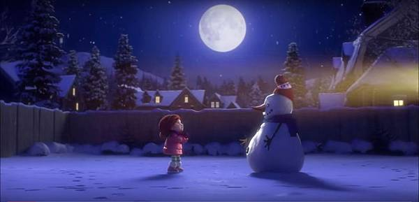 Lily %26; the snowman - 2.jpg