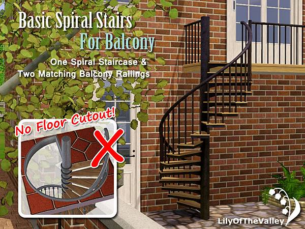 Lily_basic_spiral_stairs_set1