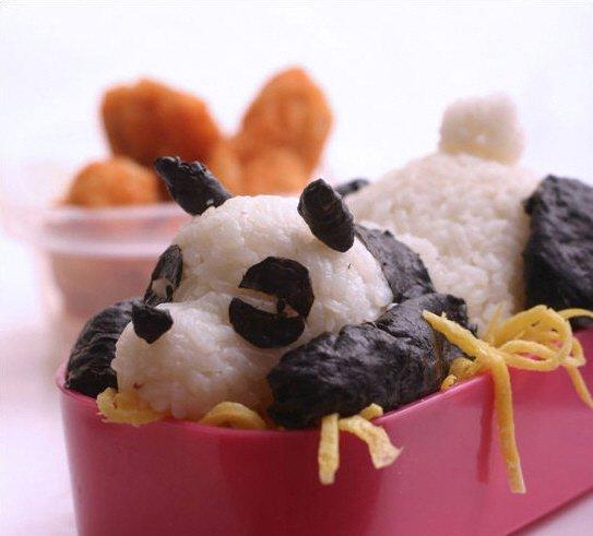 熊猫便当3