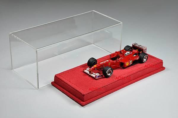 紅麂皮車線F1
