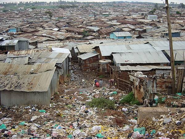 1-Kibera Slum