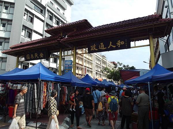 沙巴SABAH❤星期日限定!來去亞庇市區加雅街 (Jalan Gaya)之假日市集(Sunday market)挖寶!