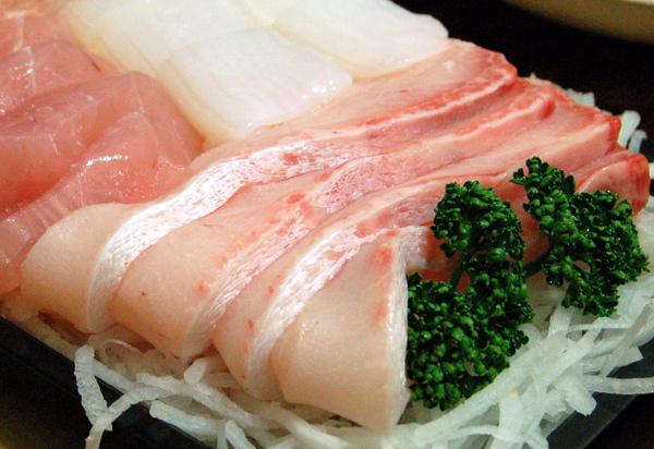 安安海鮮生魚片20101003