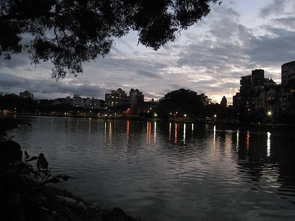 碧湖公園~湖光景色