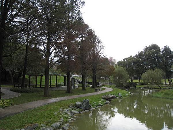 大湖公園~隨拍(12月)