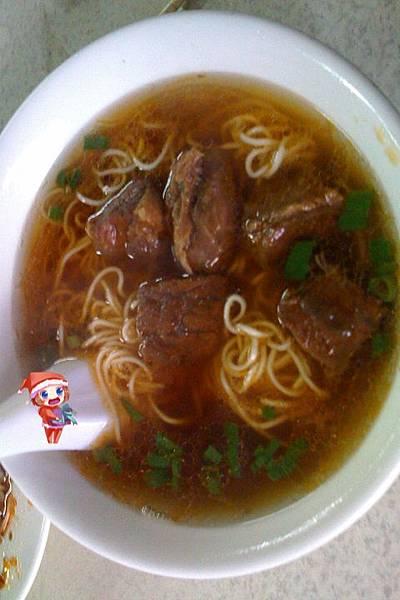 """2011/12/5 """"牛肉麵"""""""