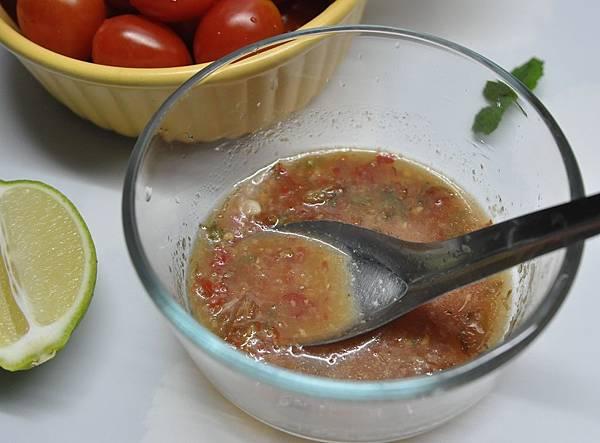 Rémy低溫烹調泰式涼拌小卷3