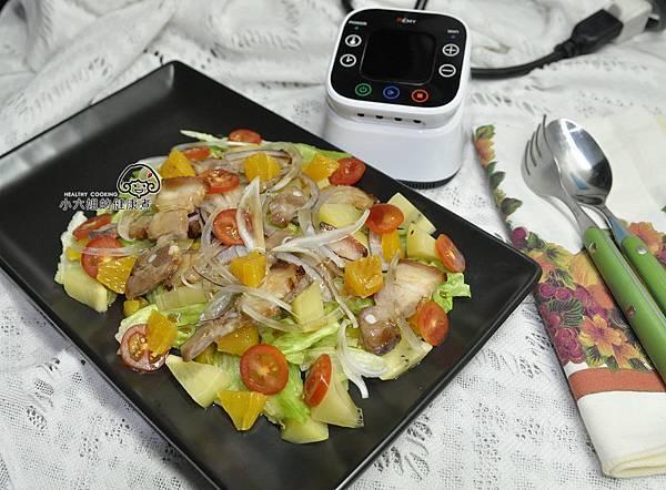 Rémy低溫烹調鹽麴豬肉佐蜂蜜米醋醬B