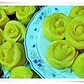 南瓜造型饅頭