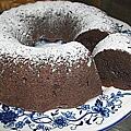 紅酒巧克力蛋糕