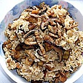 台式香菇油飯