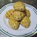 豪豬造型餅乾
