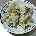 青江菜水餃