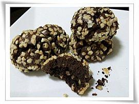 杏仁巧克力餅