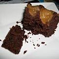 堅果巧克力水果蛋糕
