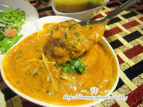台中北屯采神印度料理餐廳 (1)