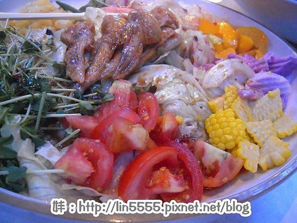 桃園川門子時尚餐廳美食3