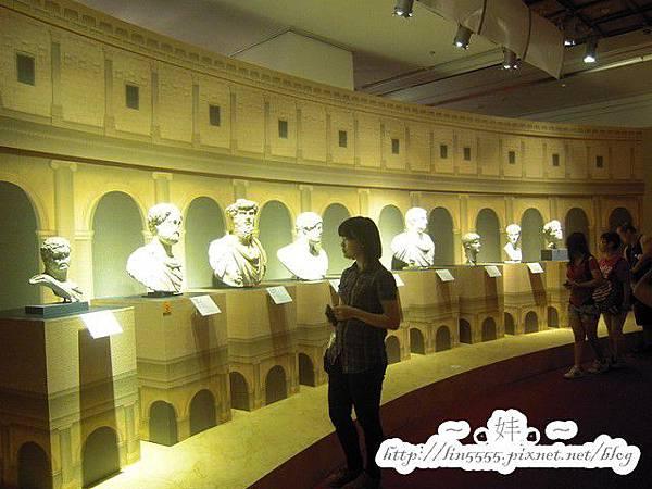 中正紀念堂羅馬帝國特展6