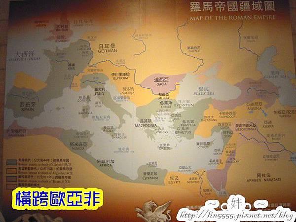 中正紀念堂羅馬帝國特展4