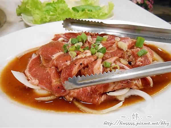 桃園八德韓國金香烤肉大湳店美食4