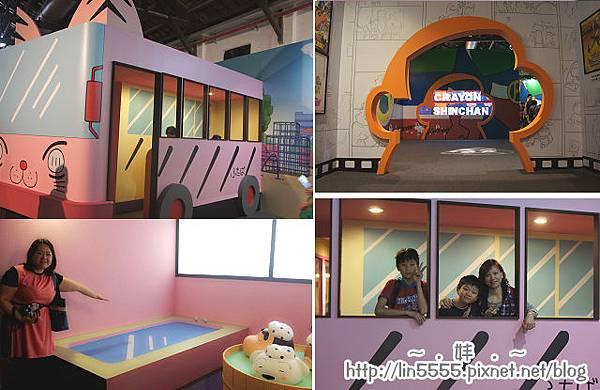 2014蠟筆小新特展 春日部大冒險松山文創園區8