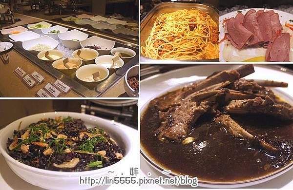 台北火車站福君海悅大飯店-海悅西餐廳美食10