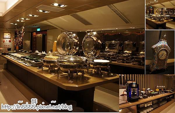 台北火車站福君海悅大飯店-海悅西餐廳美食12