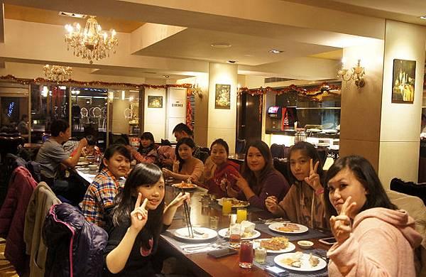 台北火車站福君海悅大飯店-海悅西餐廳美食14