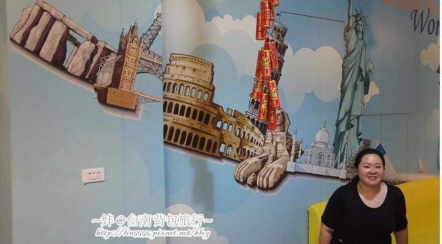 台南市區驛家旅店背包客棧海安路國華街20
