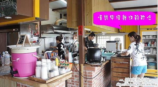 台東美食來看大海pasta caff咖啡20