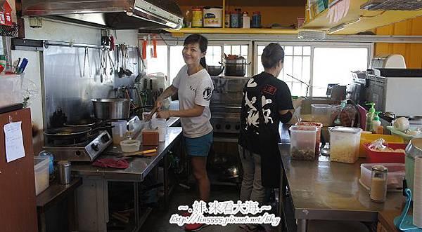 台東美食來看大海pasta caff咖啡28