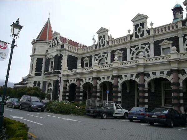 旦尼丁火車站