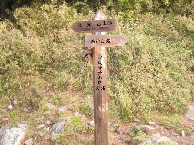 a39武陵、池有、登山口.JPG