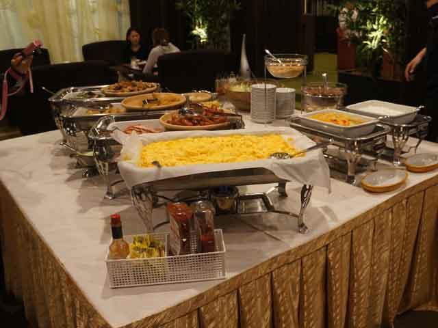 a27飯店附設的早餐.JPG
