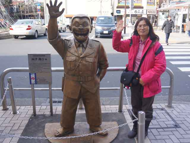 a19兩津勘吉的銅像.JPG
