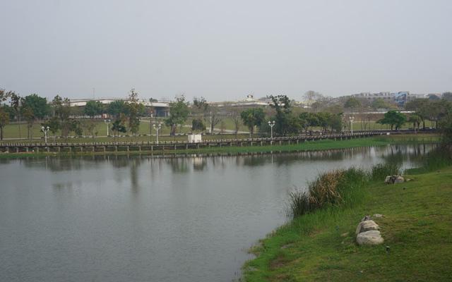 a37奇美博物館周圍景觀.JPG