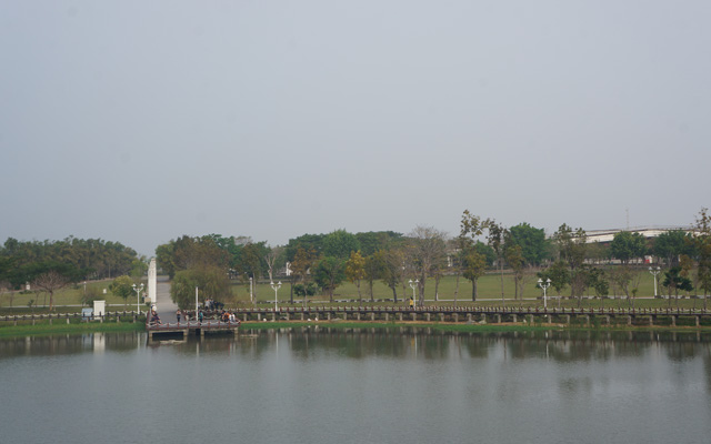 a38奇美博物館周圍景觀.JPG