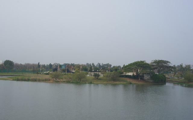 a43奇美博物館周圍景觀.JPG
