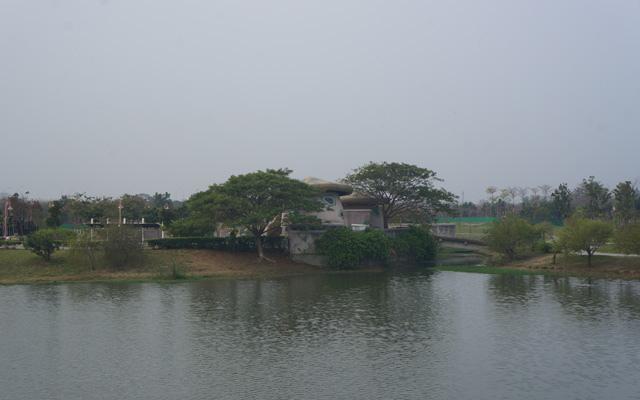 a44奇美博物館周圍景觀.JPG