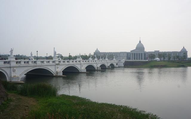 a45奇美博物館周圍景觀.JPG