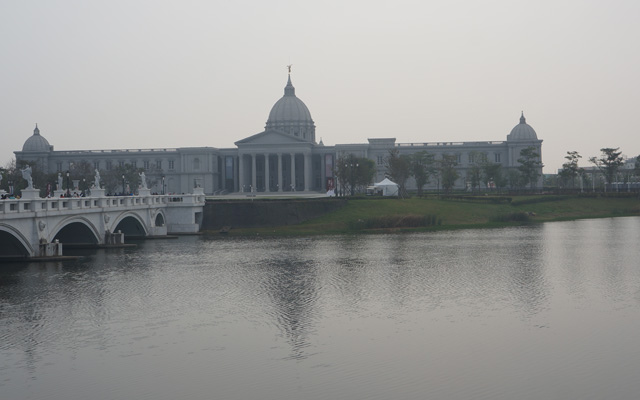 a46奇美博物館周圍景觀.JPG