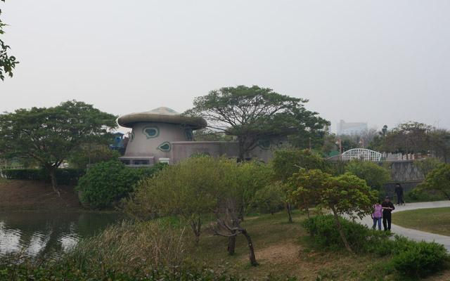 a47奇美博物館周圍景觀.JPG