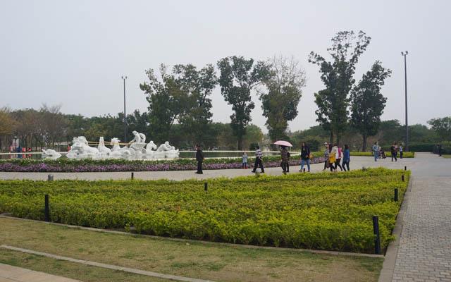 a48奇美博物館周圍景觀.JPG