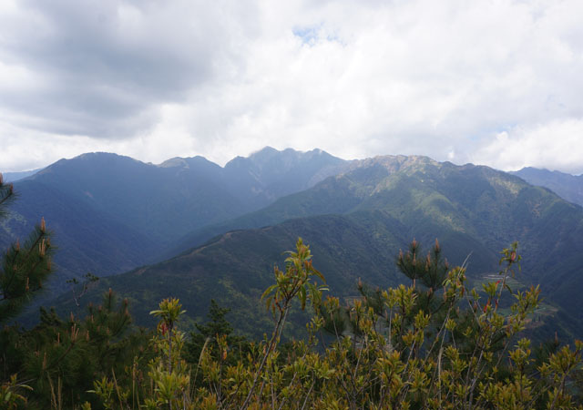 a43馬武佐野群山風景