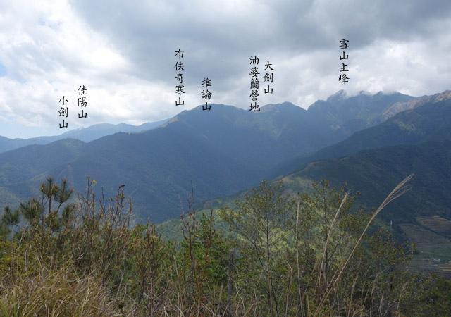 a44馬武佐野群山風景