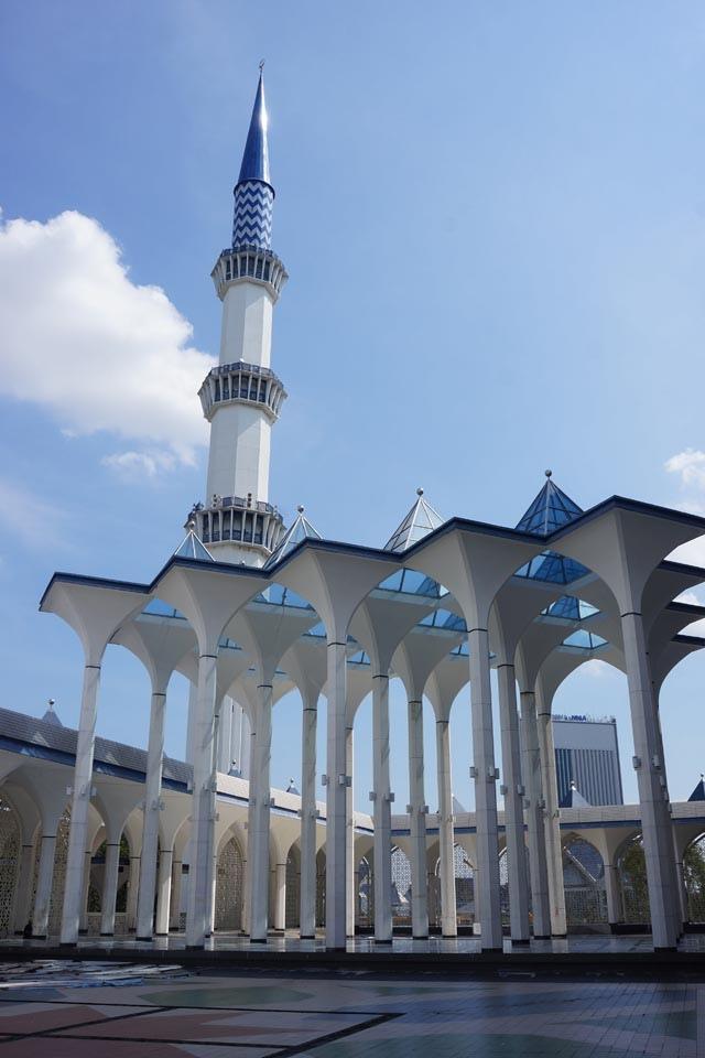a36藍色清真寺外觀.JPG