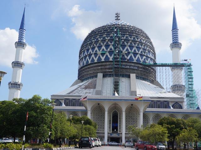 a40藍色清真寺外觀.JPG