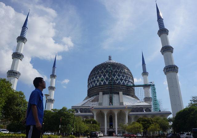 a41藍色清真寺外觀.JPG