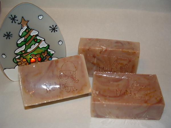 蓖麻金盞母乳皂