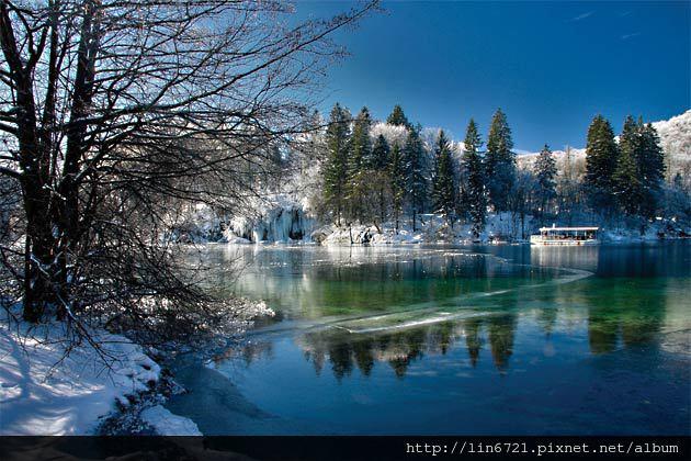 冬天克羅埃西亞